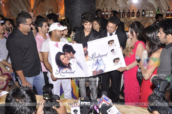 Album Launch of Khushnuma