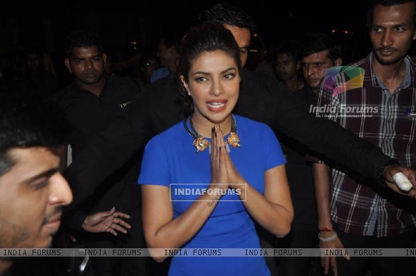 Mary Kom's Exclusive Footage Screening