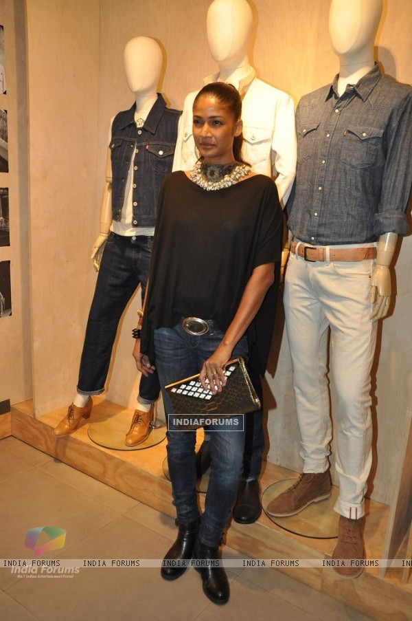 Carol Gracias was seen at the Levis Khadi Collection Launch