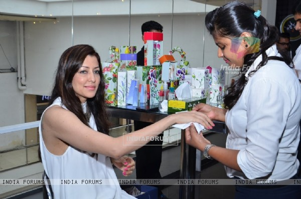 Aditi Gowitrikar was at Power Women Fiesta