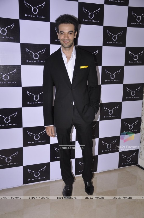 Punit Malhotra at the Bare in Black Event