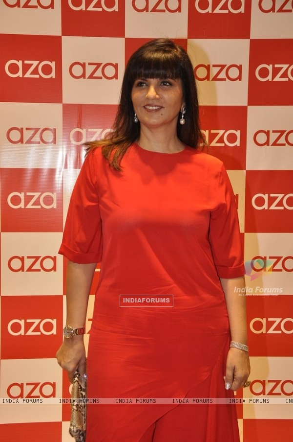 Neeta Lulla at the Aza Store Launch