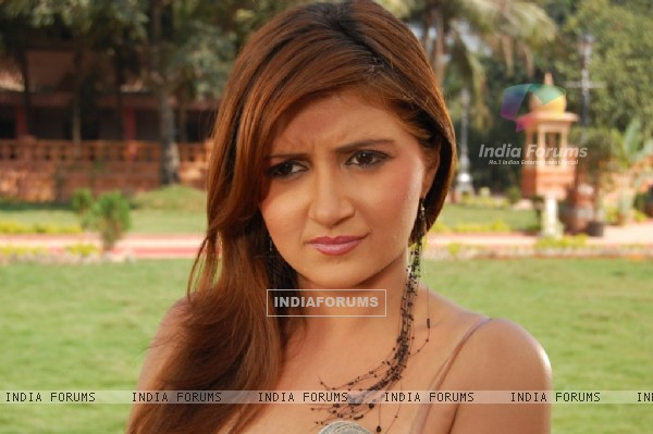 A still image of Poonam Gulati as Amy