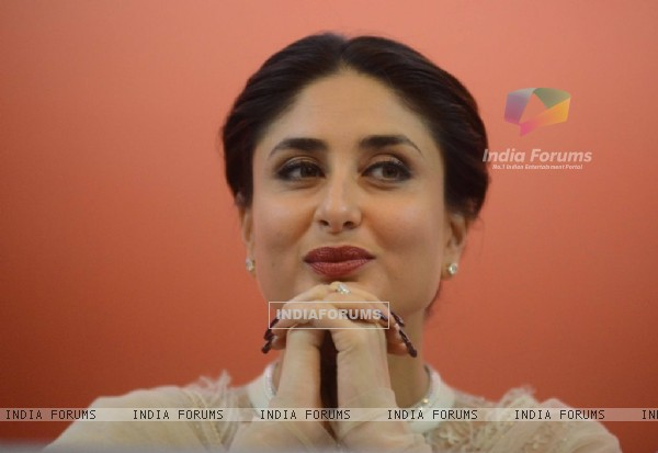 Kareena Kapoor was at the Launch of Child-friendly Schools and Systems by UNICEF