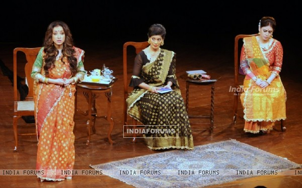Stills of Three Women Play
