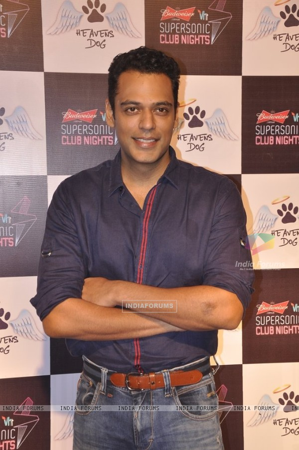 Samir Kochhar poses for the media at the Launch of Heavens Dog Resturant