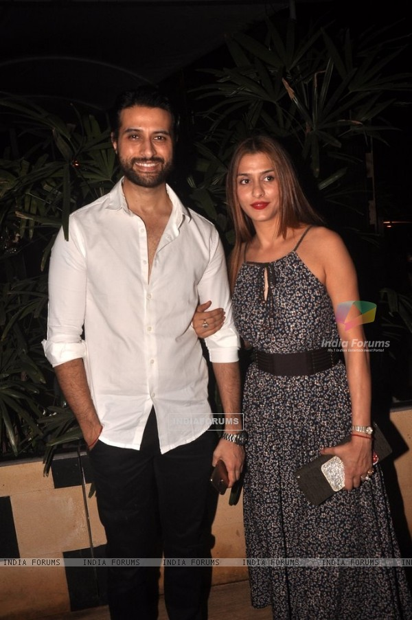 Apurva Agnihotri and Shilpa Saklani at Sargun Mehta's Birthday Bash