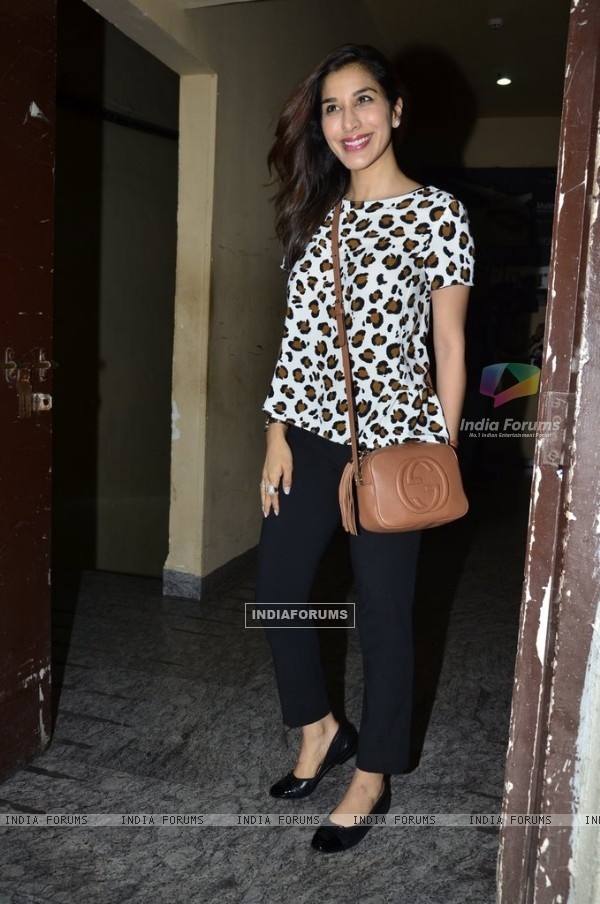 Sophie Choudry at the Screening of Finding Fanny