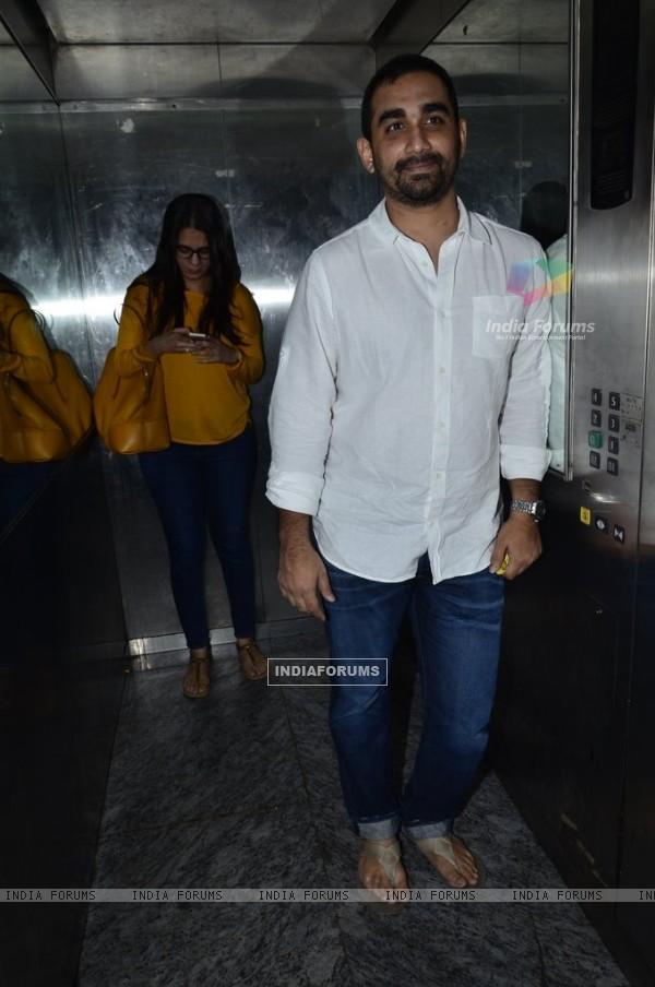 Kunal Deshmukh was seen at the Screening of Finding Fanny