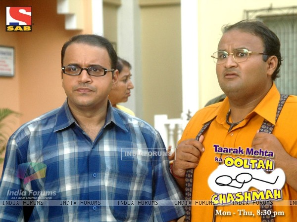 Nirmal Soni and Mandar Chandwadkar