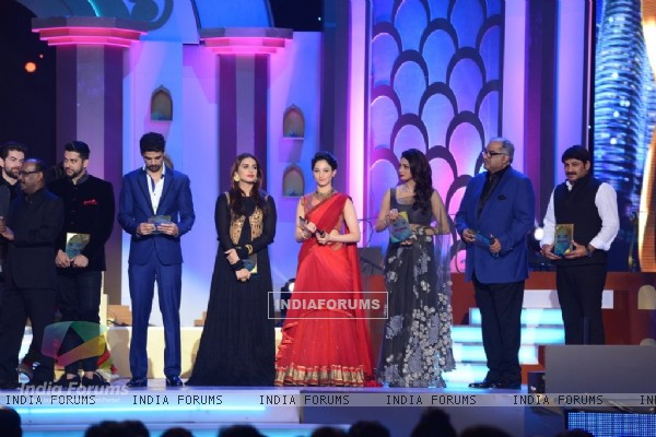 Celebs at Mircromax SIIMA Awards Day 2
