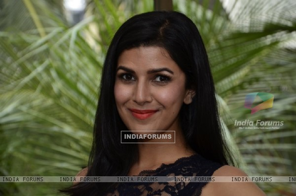 Nimrat Kaur snapped at the Launch of Juice Magazine
