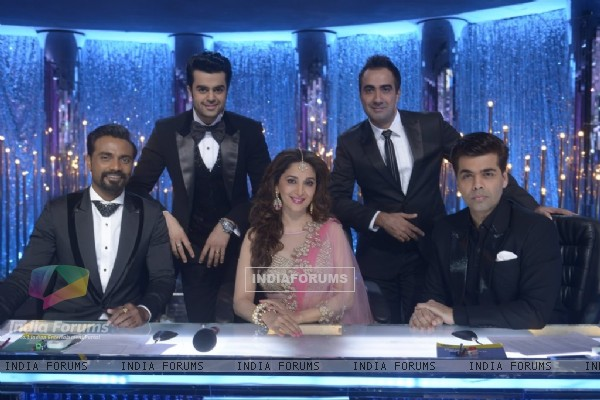 Celebs at Jhalak Dikhhlaa Jaa Grand Finale