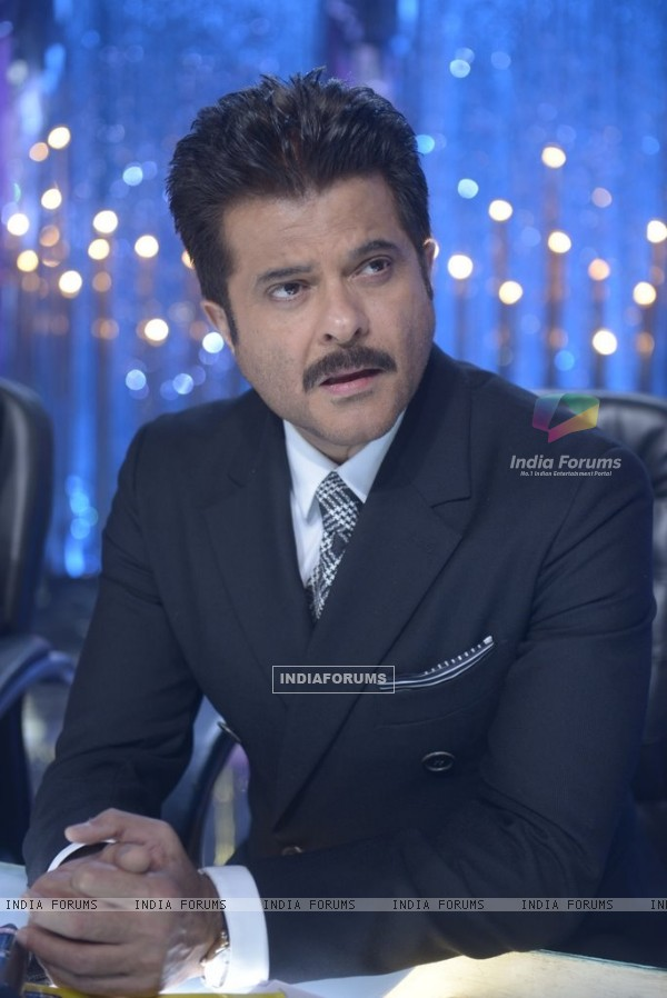 Anil Kapoor snapped at Jhalak Dikhhlaa Jaa Grand Finale