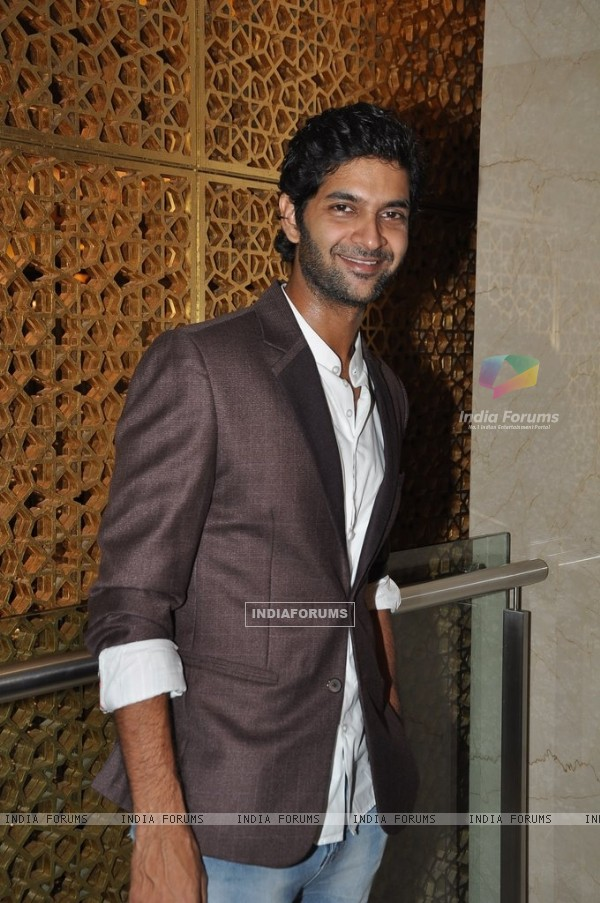 Purab Kohli poses for the media at Footsteps 4 Good Ngo Event