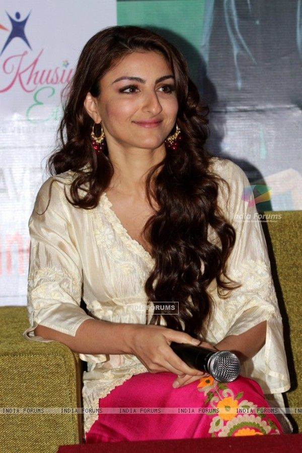 Soha Ali Khan was seen at the Promotion of Chaarfutiya Chhokare