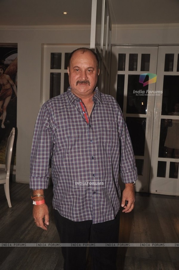 Raju Kher was seen at the Neha Marda's Birthday Bash