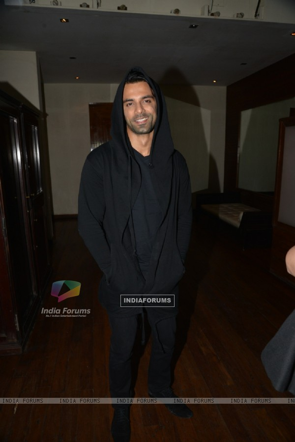 Anuj Sachdeva was seen at Munisha Khatwani's Birthday Bash