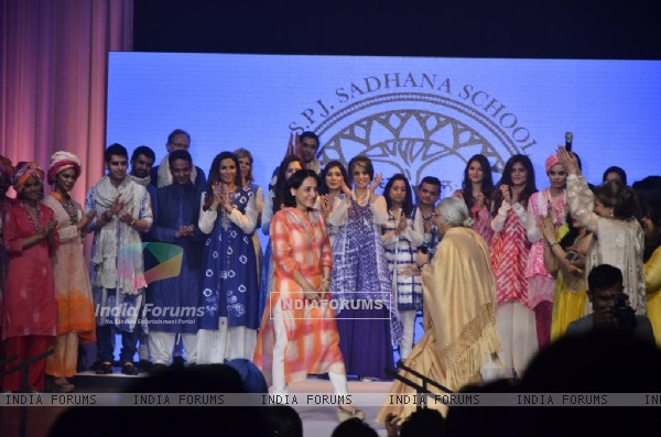 S.P.J Sadhana School's Fund Raiser Event