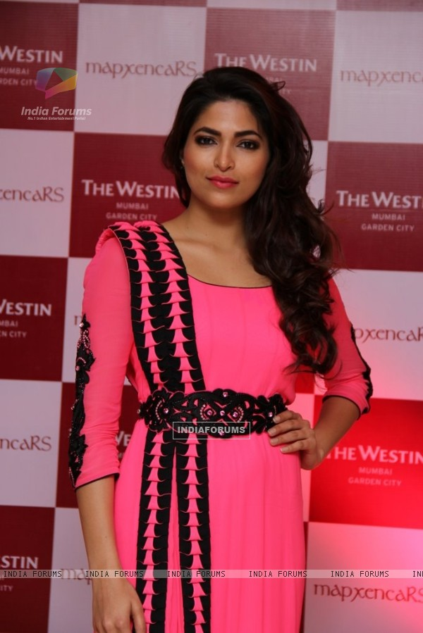 Parvathy Omanakuttan was at Riddhi Siddhi's Collection Launch