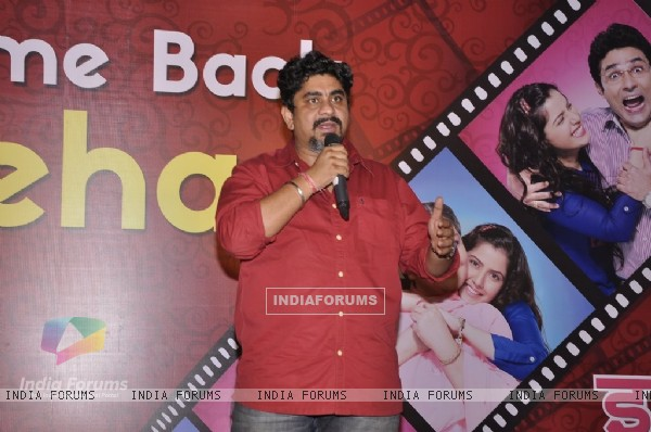 Producer Rajan Shahi talks about the Show Itti Si Khushi at the Launch