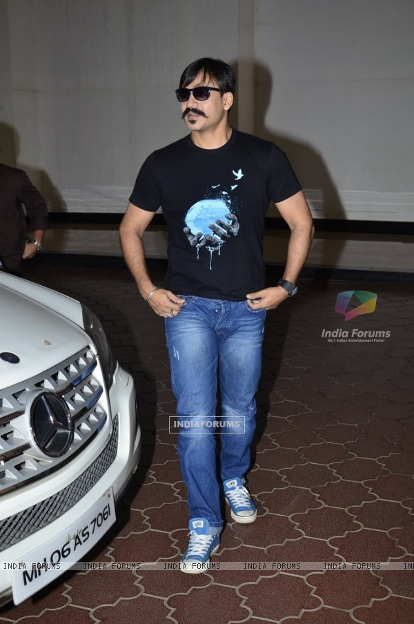 Vivek Oberoi was at Giving Back NGO Event