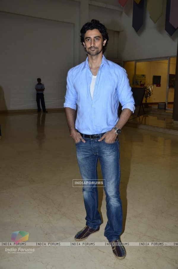 Kunal Kapoor was seen at Giving Back NGO Event