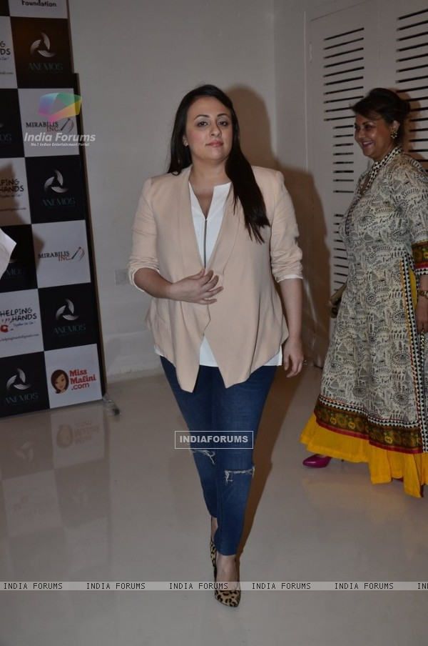Avantika Malik at the Impact NGO Event