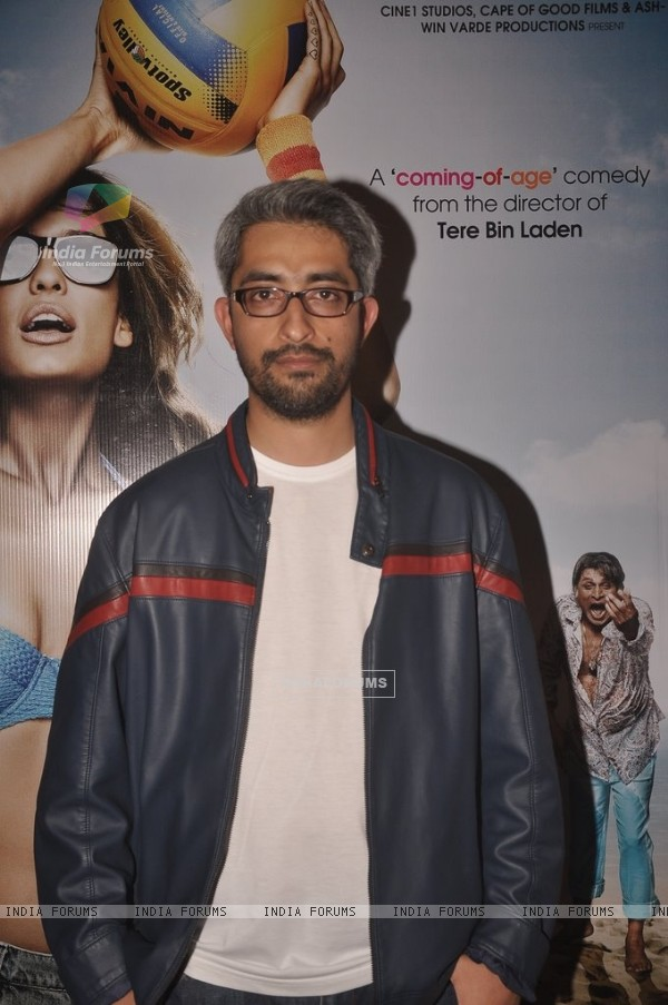Abhishek Sharma at the Trailer Launch of The Shaukeens