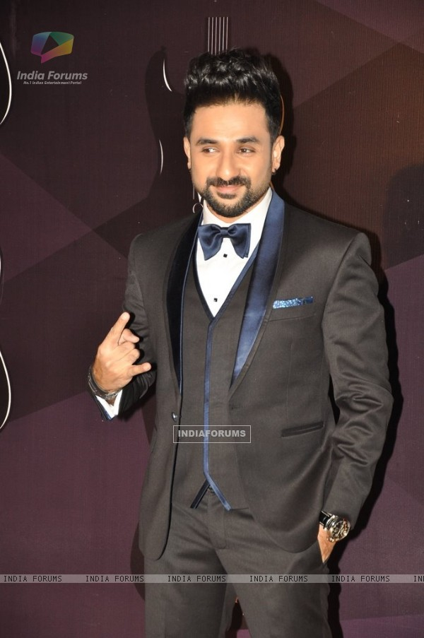 Vir Das was at the GQ Men of the Year Awards