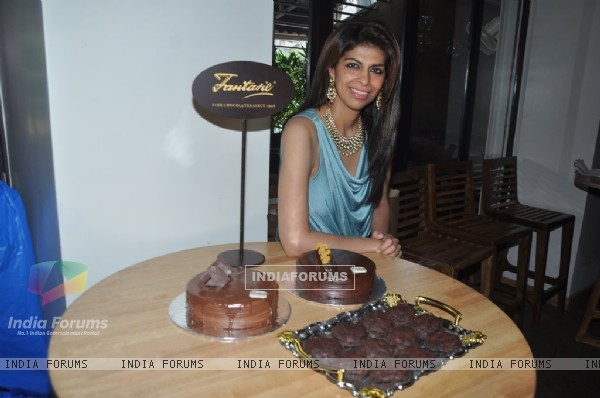Zeba Kohli Launches New Range of Premium Chocolates