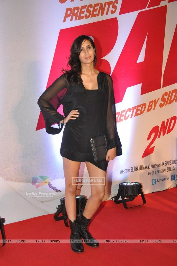 Pragya Yadav at the Bang Bang special screening hosted by Hrithik Roshan