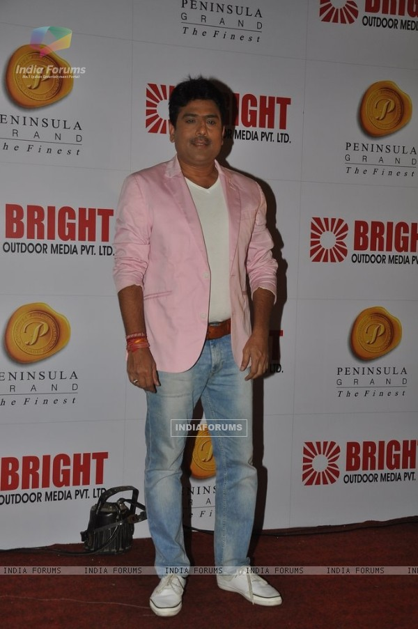 Sailesh Lodha was at the Bright Outdoor Advertising Party