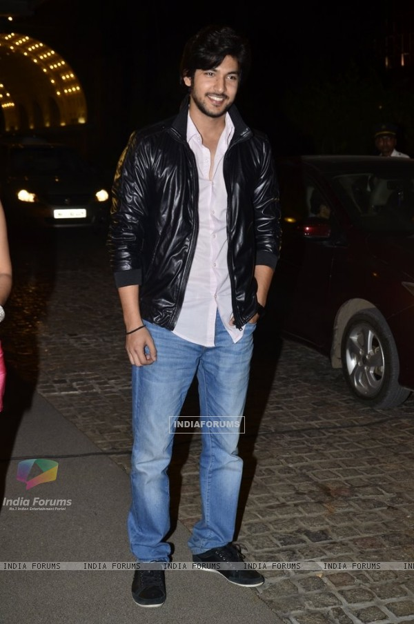 Shivin Narang poses for the media at SBS Party