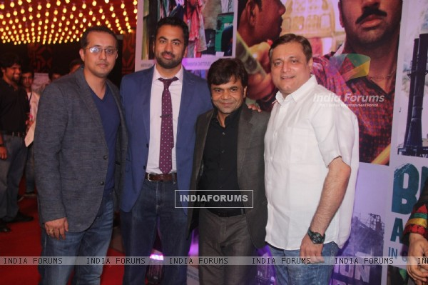 Team of Bhopal: A Prayer for Rain at the Trailer Launch at 16th MAMI Film Festival Day 7
