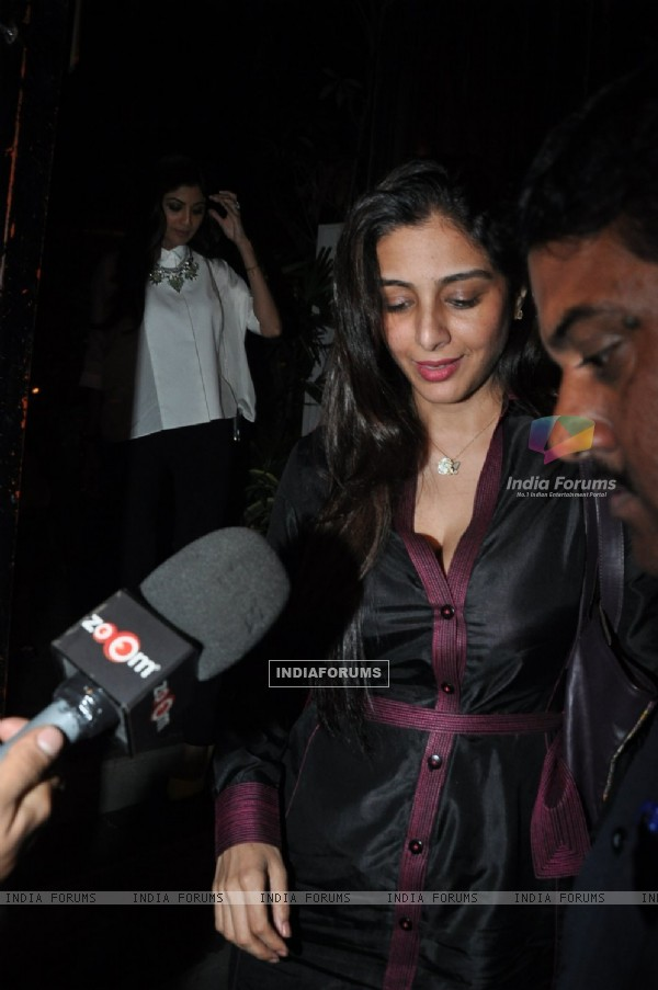 Tabu snapped at Nido