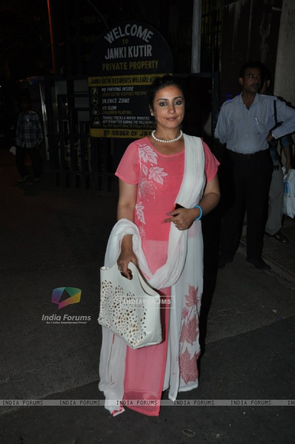 Divya Dutta was seen at the Inauguration of Prithvi Film Festival