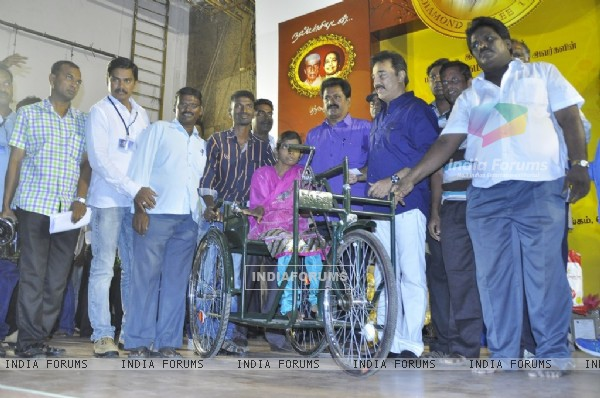 Kamal Haasan Celebrates His Birthday with the Media