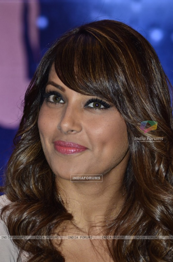 Bipasha Basu was snapped at the Launch of Vikram Phadnis's New Film 'Nia'