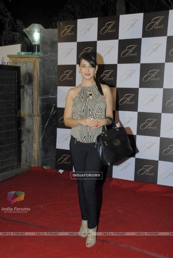 Preeti Jhangiani was seen at the Aurella Store Launch