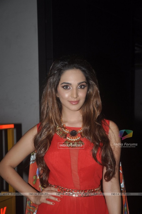 Kiara Advani was at the Madame Style Week