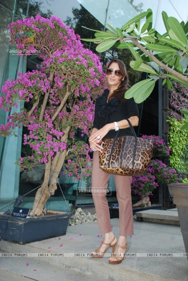 Farah Khan Ali was seen at The Charcoal Project New Collection Launch