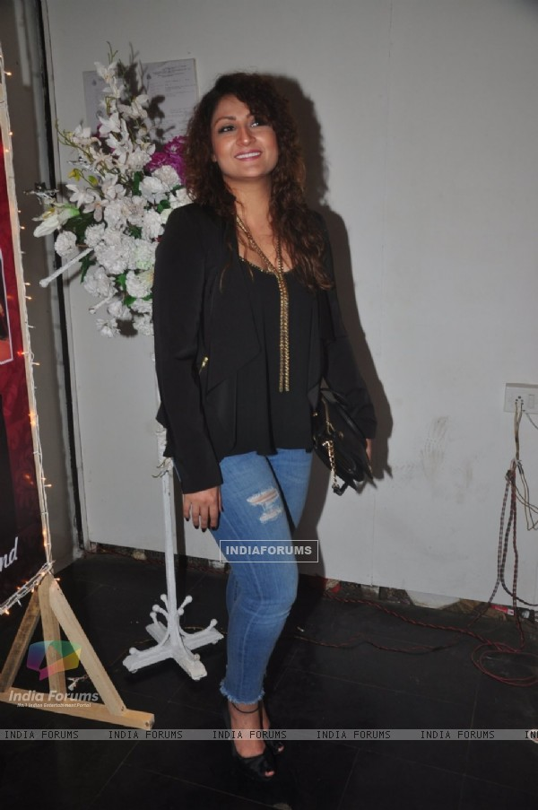 Urvashi Dholakia poses for the media at the Success Bash of Doli Armaanon Ki