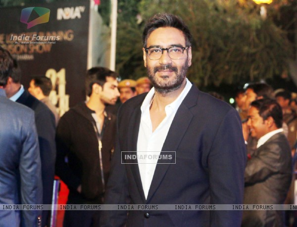 Ajay Devgn joins India TV as its Iconic Show Aap Ki Adalat Completes 21 Years