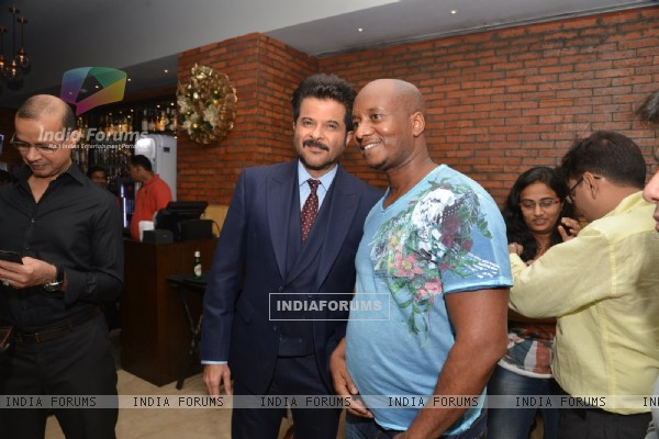 Anil Kapoor at Dr. Nelson Mandela's Birthday Celebrations