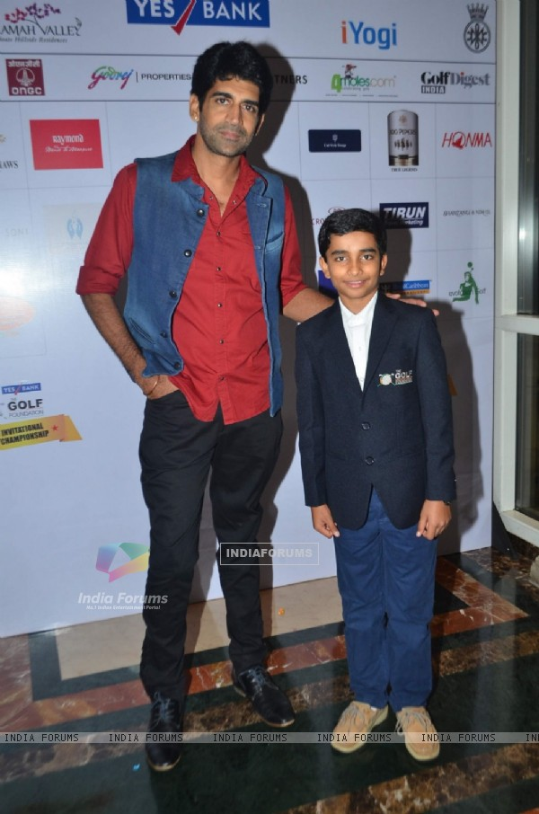 Rahul Singh was at the Yes Bank Golf Foundation Event