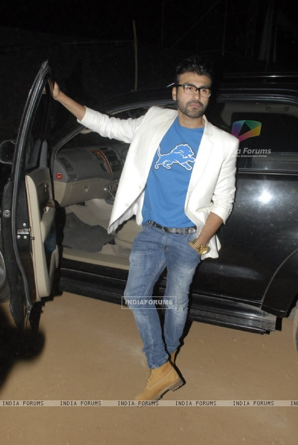 Arya Babbar at the Book Launch
