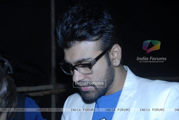 Arya Babbar at his Book Launch