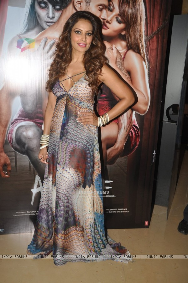 Bipasha Basu at the Trailer Launch of Alone