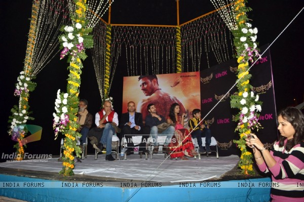 Mahakumbh Launch in Varanasi